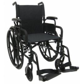 Wheelchair - Lightweight Aluminum body