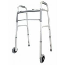 Walker - Lightweight Aluminum body with wheels