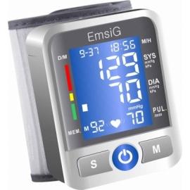 EmsiG BW02 Wrist Blood Pressure Monitor
