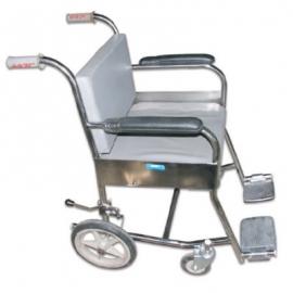 Wheel Chair Fixed (S.S.)