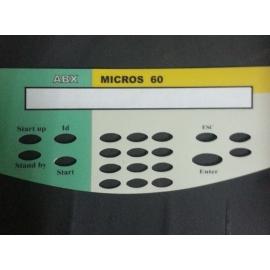 Keypad Abx Micros 60