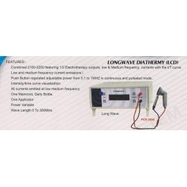 Longwave Diathermy LCD