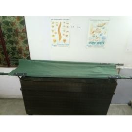 Foldable stretcher