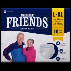 FRIENDS ADULT PANTS  L XL