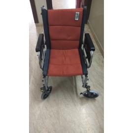 Karma KM 5000 F 16 Recline Premium Wheelchair Foldable
