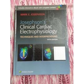 Josephson S Electrophysiology Book