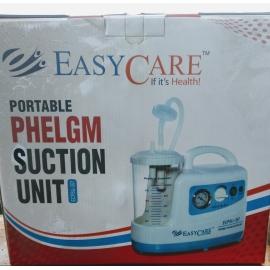EASY CARE  Portable Phelgm Suction Unit