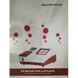 Semi Automated Clinical Chemistry Analyzer