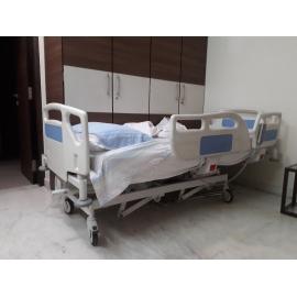 Semi Automatic Bed
