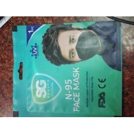 N 95 Masks Without Valve