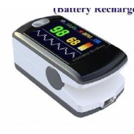 Fingertip Pulse Oximeter CMS-50E