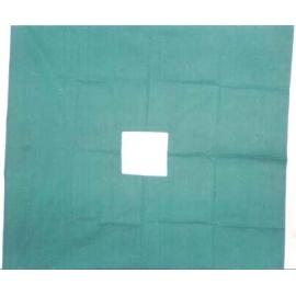 Square Hole Towel