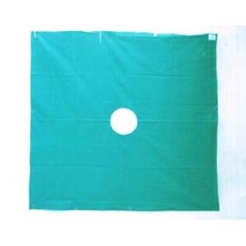 Round Hole Towel