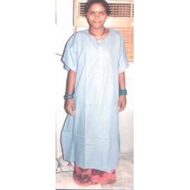Patient Zabhha Half Sleeves in Plain Colo
