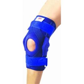 Vissco Neoprene Hinged Patella Knee Brace with 2 Bioflex Magnets - XXL