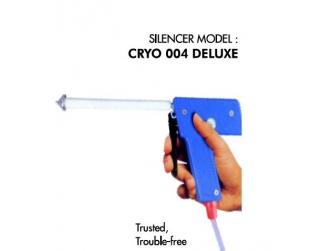 BASCO CRYOS   Cryosurgical System Using Nitrous Oxide For Gynaec And Dermatology