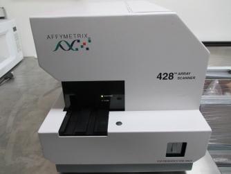 Affymetrix 428 Array Scanner