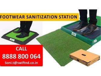 Shoe Sanitizing Station Mats